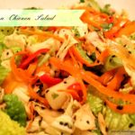 Fit Fridays: Asian Chicken Salad