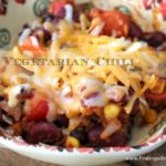 Fit Fridays: Vegetarian Chili