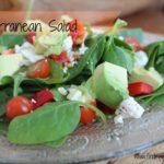 Fit Fridays: Mediterranean Salad