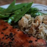 Fit Fridays: Salmon Teriyaki