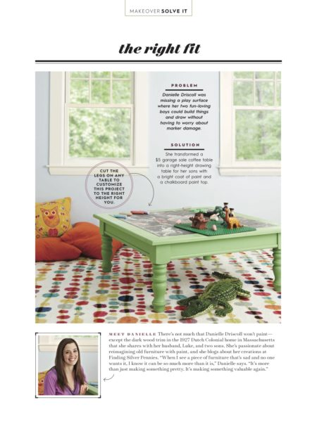 Danielle Driscoll featured in I Did It Magazine