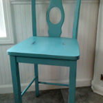 Provence Stools (Before & After)