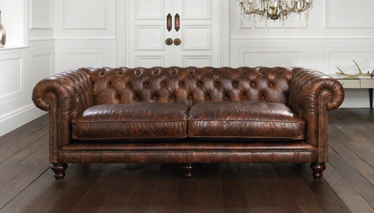 Chesterfield couch  My Chesterfield Obsession - Finding Silver Pennies