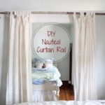 DIY Curtain Rod
