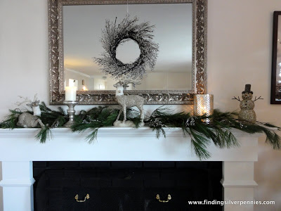 Home for the Holidays: Mantels Link Party