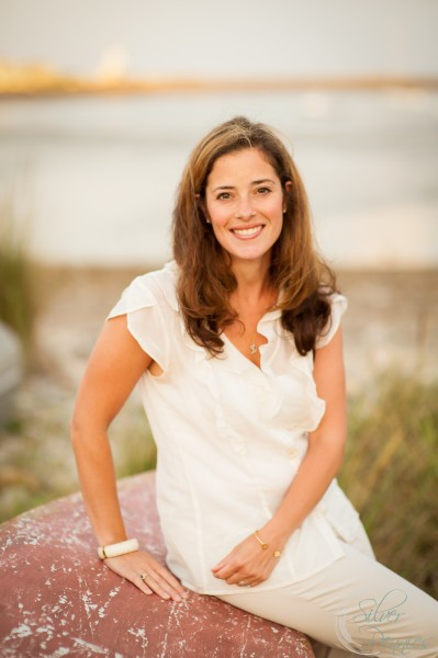 Danielle Driscoll creator of the Finding Silver Pennies Blog and On the Tip of My Paint Brush eBook.