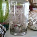 Hand-Made Holiday: Snow Globes