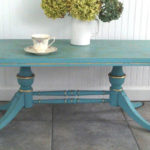 Colette Coffee Table (Before & After)