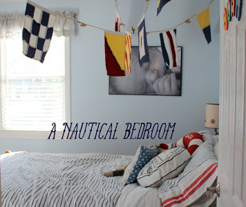 A Nautical Bedroom