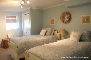 A Coastal Retreat: Our Guest Room & Closet