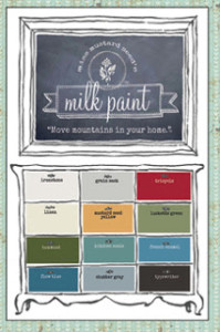 MMS Milk Paint Giveaway and Before / After