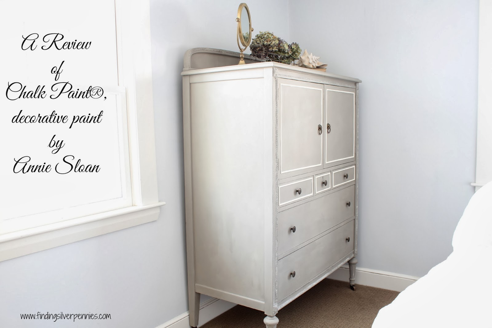 A Chalk Paint Review & The Clifton Armoire