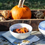 Tastes of the Season – Squash and Black Bean Chili