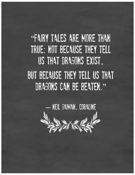 Fairy Tales-Gaiman