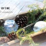 How to Make Ice Luminaries (Seasons of Home: Winter Edition)