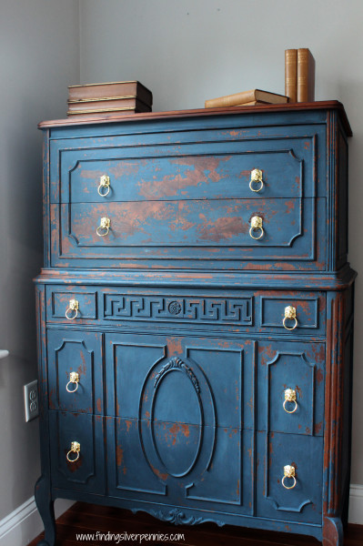 So Distressing 6 Ways To Distress Furniture Finding Silver Pennies