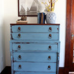 The Grantham Dresser and Nightstands (Before & After)