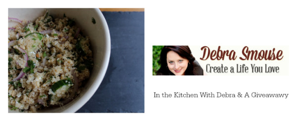Meal Planning with Debra Smouse & a Giveaway