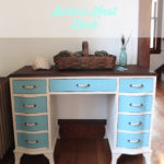 Nautical Desk (Before & After)