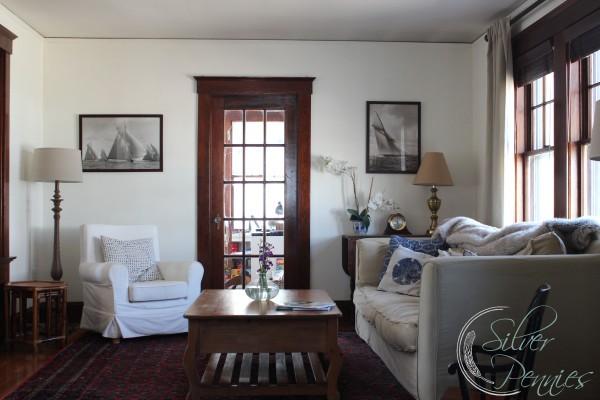 Living Room Progress