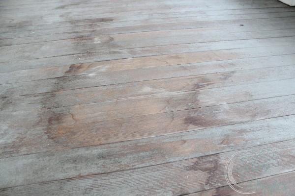 Skunks And Sanding Floors