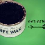 Annie Sloan Dark Wax – My Tips