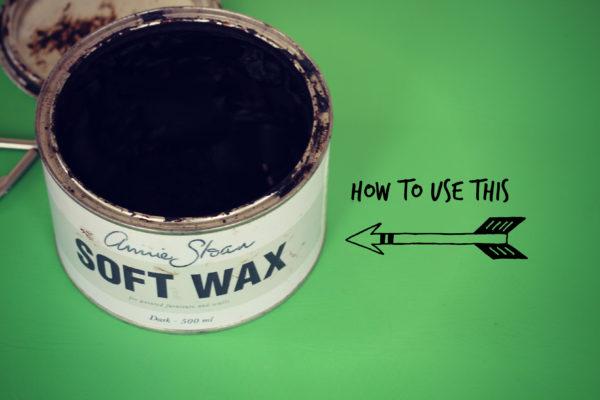 How_to_use_dark_wax