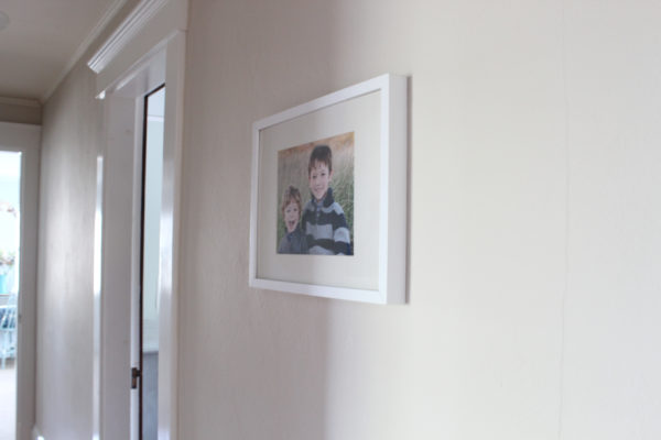 Creating a Gallery Wall & Some Tips