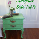 Margaux Side Table (Before & After)