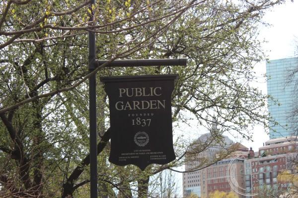 public_garden_sign