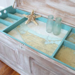 The Nantucket Chest (Before & After)