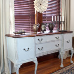 An Antique Buffet Named Sophie (Before & After)