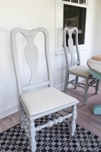 Paris Grey Chair