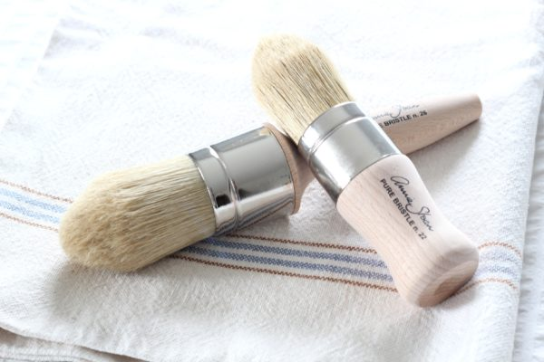 A Brush with Greatness (Annie Sloan's Wax Brushes)