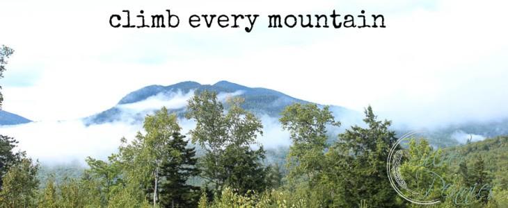 Climb Every Mountain: A Getaway to the White Mountains