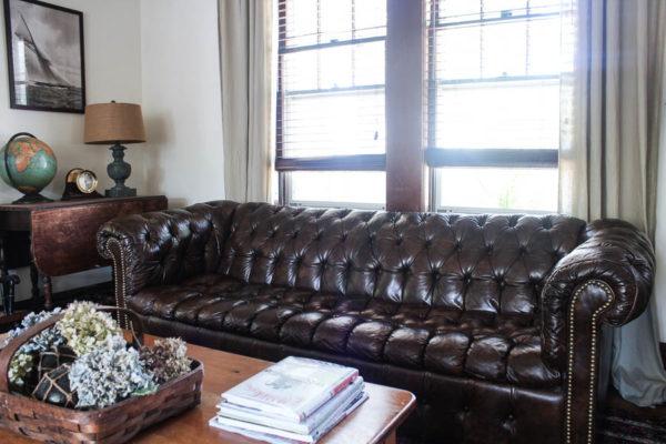 My Chesterfield Sofa