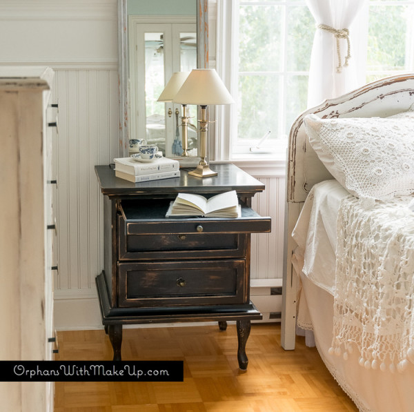 curated bedroom