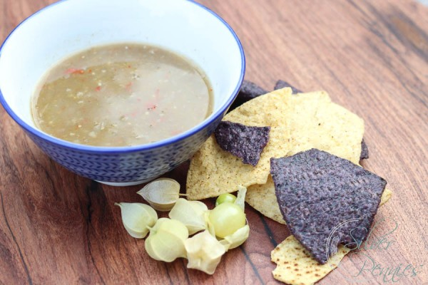 Easy to Make Salsa Verde