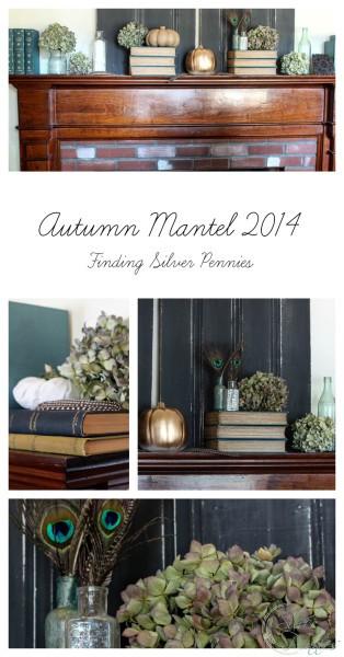 My Autumn Mantel