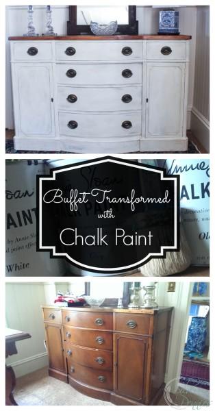 chalk paint buffet graphic