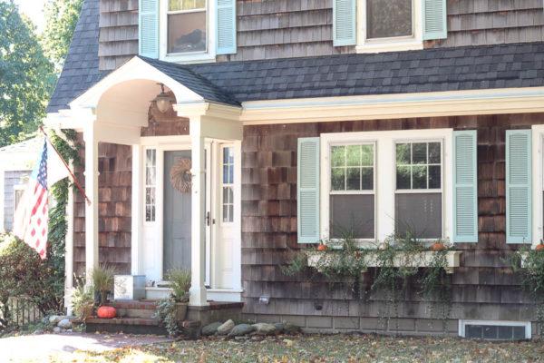 Fall Home Exterior 1