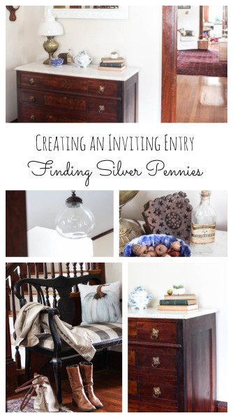 How to Create An Inviting and Affordable Entry