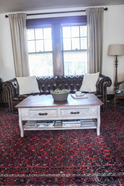 Restoration Hardware Inspired Coffee Table (Before & After ...