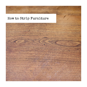 Strip Furniture
