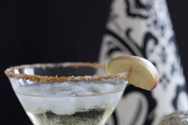 Sugar Rimmed Cocktail