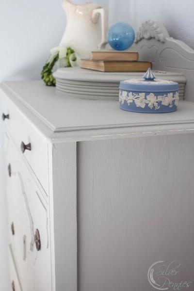 Bedford Painted Dresser Side