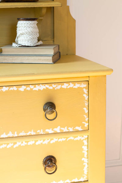 Theia Dresser (Before & After) and a Giveaway