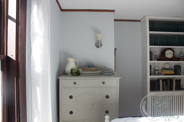 Dresser and Built In