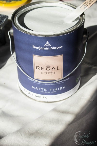 Glass Slipper by Benjamin Moore