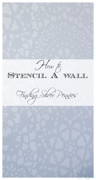 How to Stencil title
